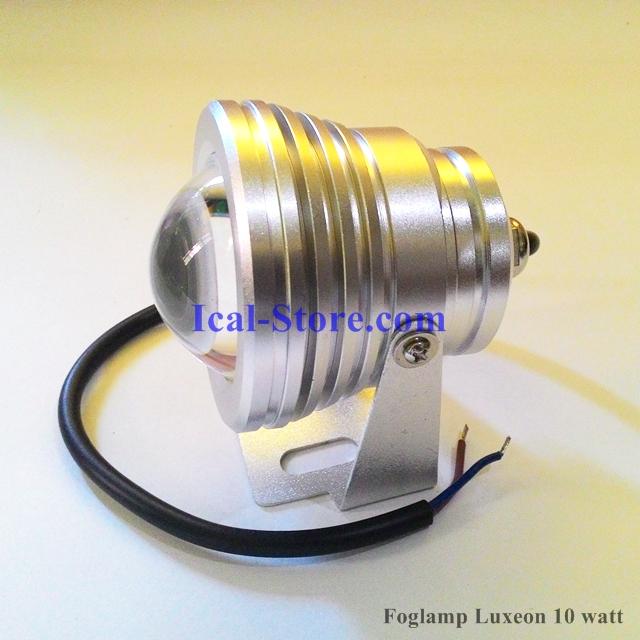 Foglamp Luxeon 10 watt 2