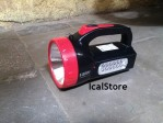 Senter dan Emergency Lamp Luby L-2625A