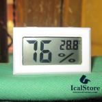 Pengukur Kelembaban dan Temperatur Digital (Mini)