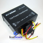 Suoer Step Down Inverter DC 24V ke 12V 10A