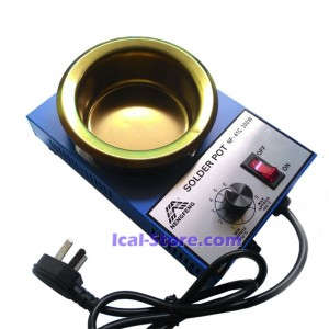 Solder Pot NF-41C Diameter 10 cm 300 with Temperature Control