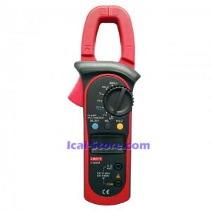 Tang Ampere AC DC Digital (Clamp Meter) Uni T UT-204A