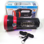 Super Senter Onlite L840 2W plus 12 LED