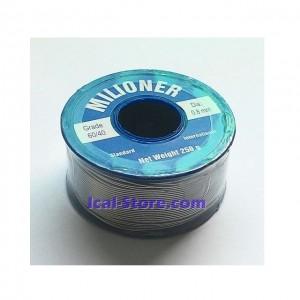 Timah Solder Milioner 250g (1/4 kg) Grade 60/40