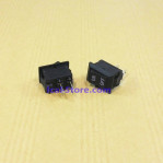 Saklar Switch Kotak Hitam 2 Pin On Off (Kecil Mini)