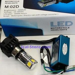 Headlamp LED RTD 3000 Lumens 18-28 Watt