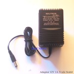 Adaptor / Power Supply DC 12V – 1A Trafo Stabil