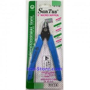 Tang Potong Santus Biru 5 inchi (Micro Nipper)