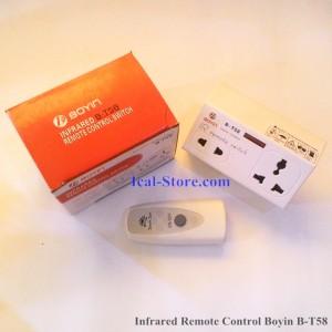 Infrared Remote Control Boyin 1