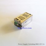 Power Supply HSE Switching DC 12V 1A