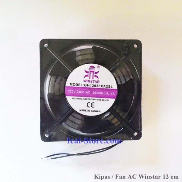 Kipas Fan AC Winstar 12 cm