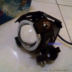 Lampu LED Cree Transformer U7 with Devil & Angel Eyes Waterproof