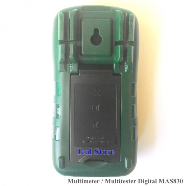 Multimeter Digital MAS830 3