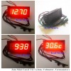 Jam Mini Cased 3 in 1 (Jam, Voltmeter, Termometer)