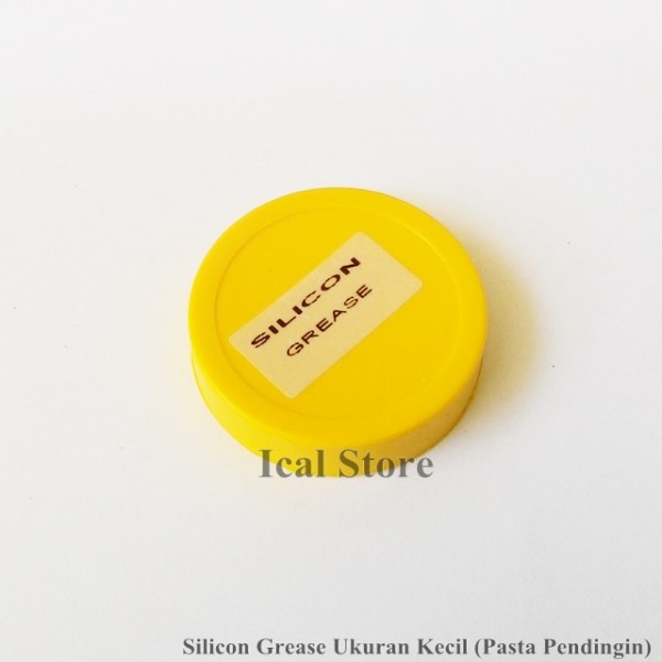 Silicon Grease Ukuran Kecil (Pasta Pendingin)