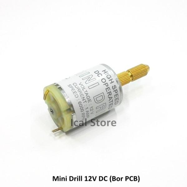 mini drill 12v bor pcb