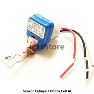 Sensor Cahaya (Photo Cell) AC 220V 10A