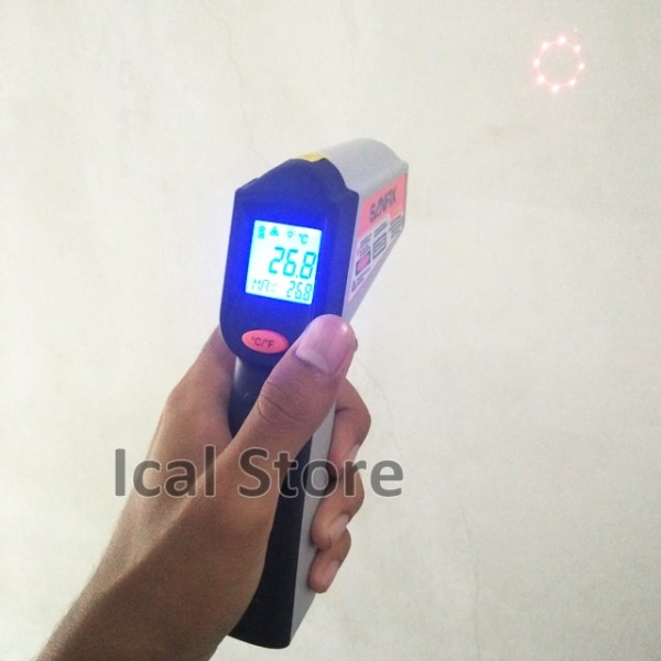 Infrared Thermometer Sanfix IT-380N 1