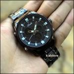 Jam Tangan Lasebo LSB-8020 Black-White Original