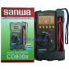 Multitester / Multimeter Digital Sanwa CD800A