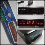 Jam Dinding Digital LED Tipe CX-808
