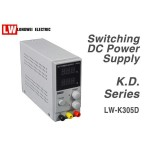 Power Supply Switching DC Long Wei LW K305D 0-30V 0-5A