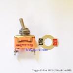 Toggle E-Ten 2 Kaki 1021 (On-Off)