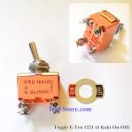 Toggle E-Ten 4 Kaki 1221 (On-Off)