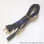Kabel Power AC Angka 8