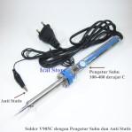 Solder V905C dengan Pengatur Suhu dan Anti Statis