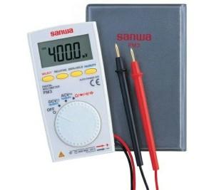 Multimeter Digital Sanwa PM3 Original