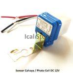 Sensor Cahaya (Photo Cell) 12 Volt DC 10A